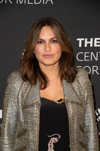Mariska Hargitay plays Olivia Benson on Law and Order: SVU.