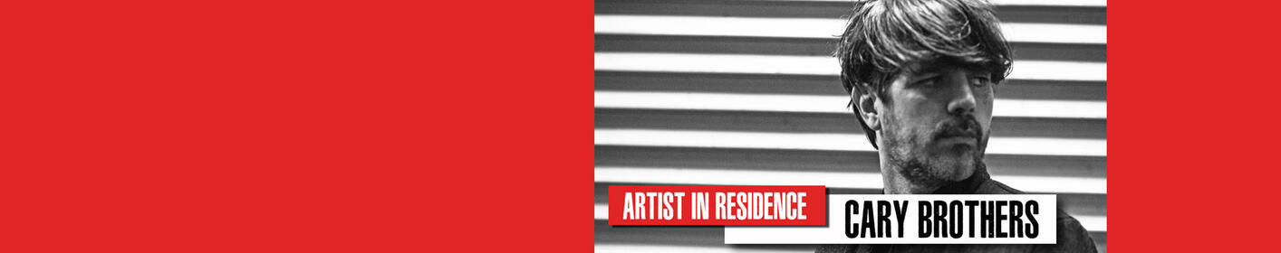 Introducing Our June Artist In Residence: Cary Brothers