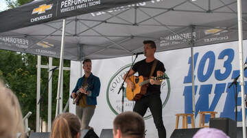 Party In The Park - PHOTOS: High Valley & More at our 2018 Party in the Park Week 2