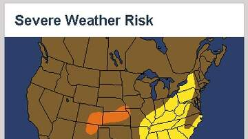 Syracuse Storm Center Blog - Severe Weather Possible Wednesday