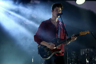 Shawn Mendes' 'In My Blood' Selected As Portugal's World Cup Team Song