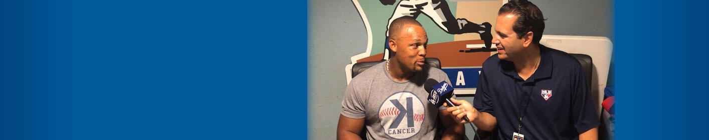 Adrian Beltre On Chance He Enters Hall Of Hame As A Dodger