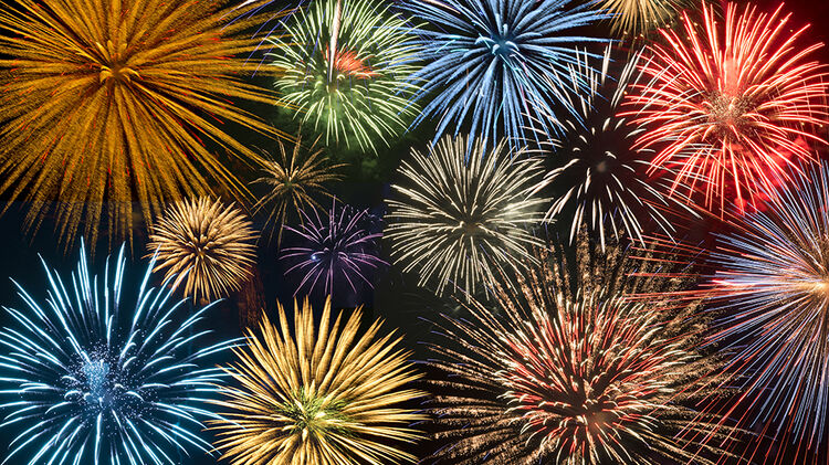 4th of July Fireworks - GettyImages-514412141