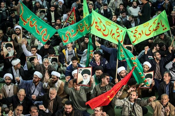 IRAN UNREST - GETTY IMAGES