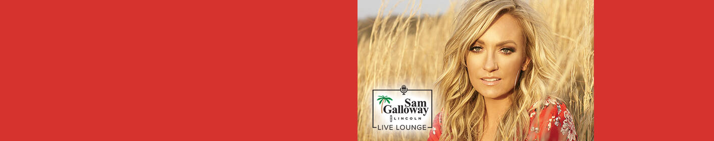 Clare Dunn | Sam Galloway Lincoln Live Lounge