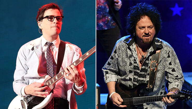 "No One Is More Surprised at Success of Weezer's ""Africa"" Cover Than Toto"