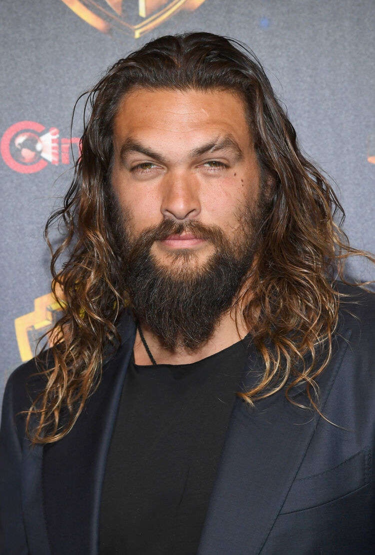 Sexiest dads in hollywood- jason mamoa