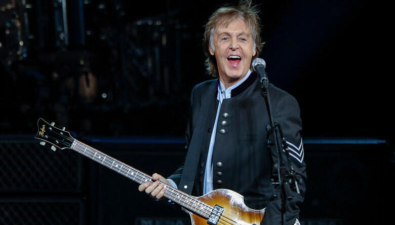 Paul McCartney Debuts New Song, New Album May Be Coming This Week