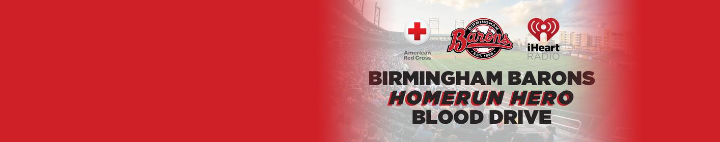Donate blood and help save lives on June 26th at Regions Field!