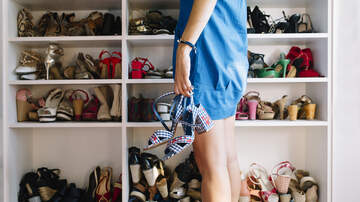 Jake and Woody - Hot shoe trends for the ladies this summer!