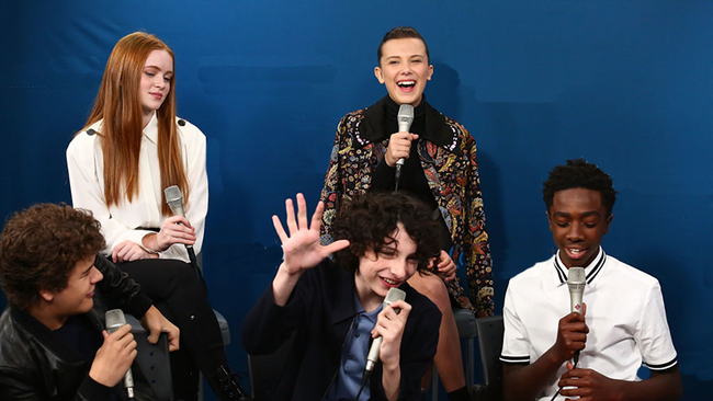 Stranger Things Star Cyber Bullied So Badly She Just Quit