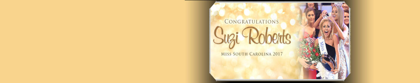 Win tickets & hotel to the 2018 Miss South Carolina Pageant!