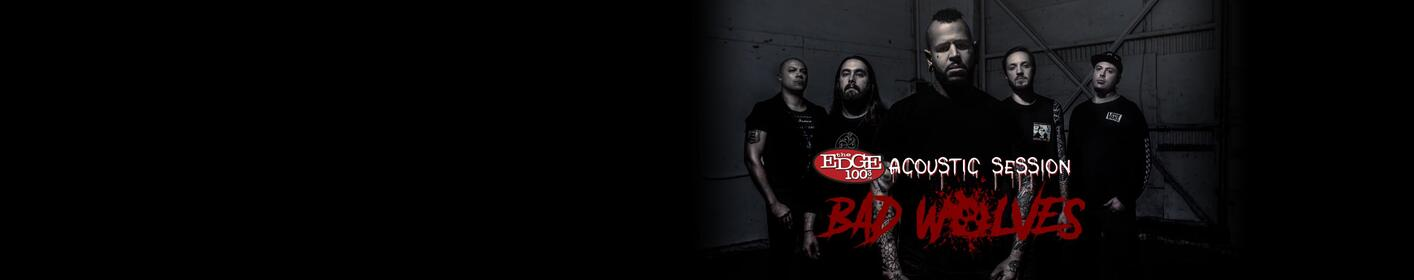 See Bad Wolves Acoustic Performance Before The Show Plus Meet All The Bands!