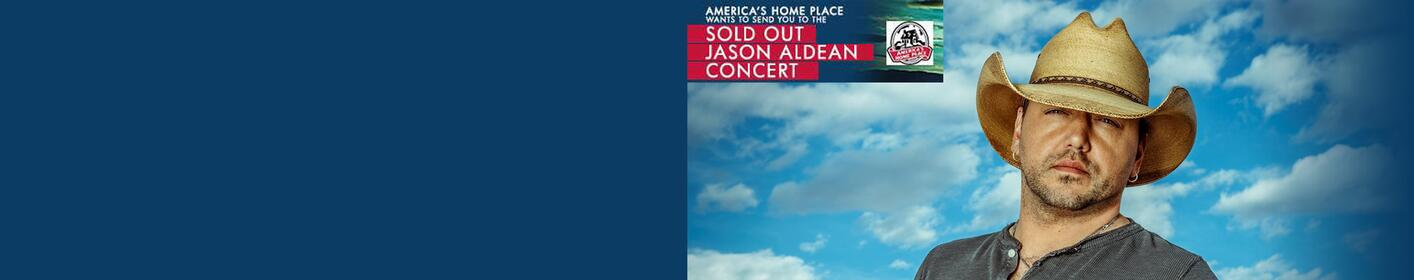 Win SOLD OUT Jason Aldean Tix!