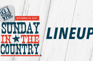 Sunday In The Country 2018 Lineup