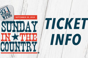Buy Tickets For Sunday In The Country 2018