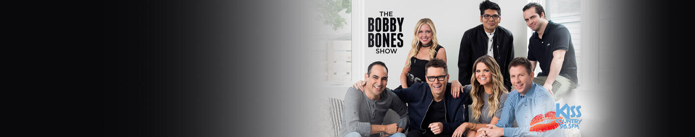 The Bobby Bones Show  Weekdays 5-10 AM