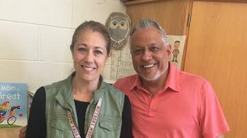 Teacher of the Month - May 2018 Teacher of the Month