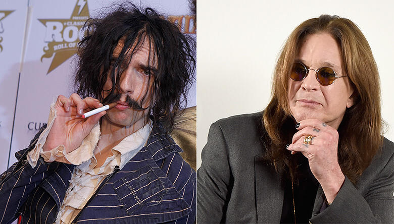 The Darkness Frontman Mocks Ozzy Osbourne's Backstage Lockdown