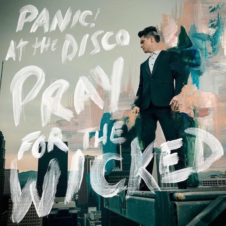 Panic! At The Disco - 'Pray For The Wicked' Album Cover Art