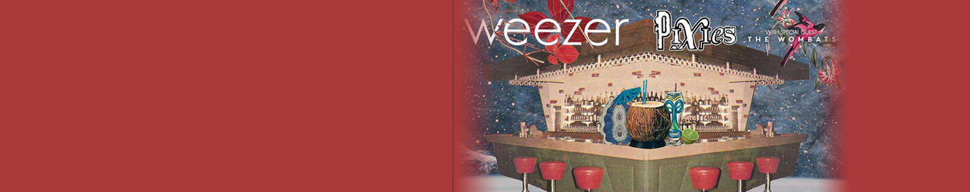 Head Into Work With Scully This Week For The Chance To Score Tickets To See Weezer & The Pixies!