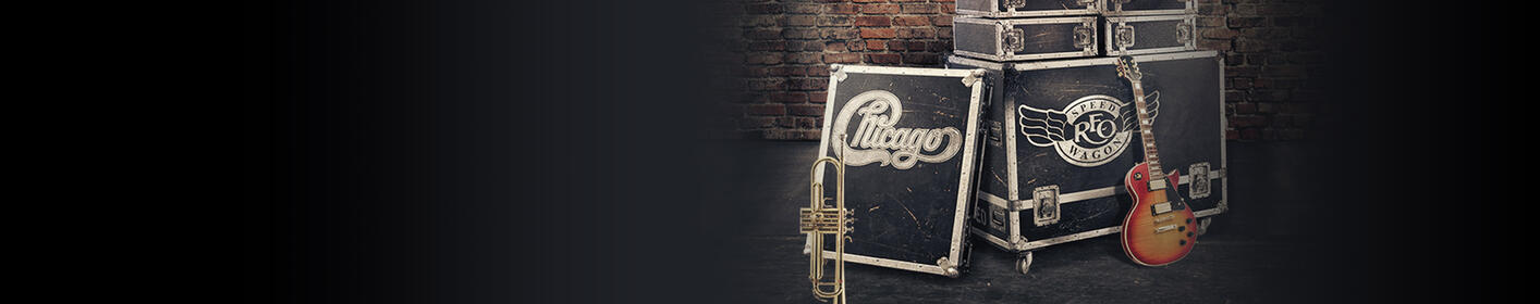 Win tickets to see Chicago & REO Speedwagon!