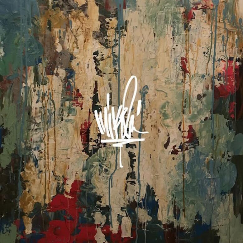 Mike Shinoda - 'Post Traumatic' Album Cover Art