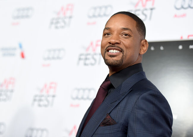 Sexiest dads in hollywood - Will Smith