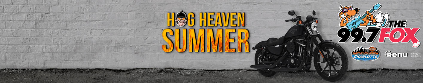 Hog Heaven Summer: You Could Win a  Sportser Iron 883 Black Demin!