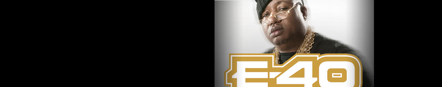 Win tickets to see E-40!