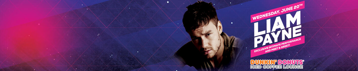 Z100 Has Your Chance to Hang With Liam Payne!