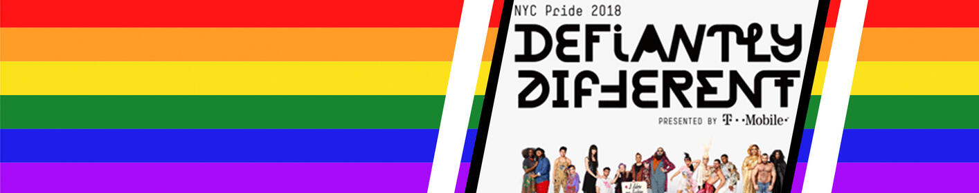PRIDE NYC has A LOT of amazing events happening! Check out everything going on!