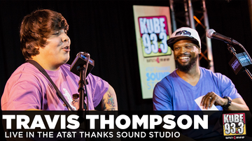 image for Travis Thompson Live in the AT&T Thanks Sound Studio