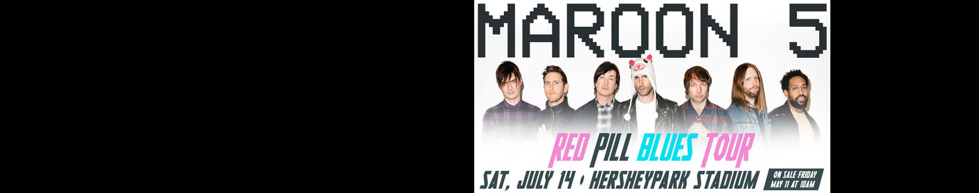 Meet Maroon 5 and Score a Limo Ride to the Show!
