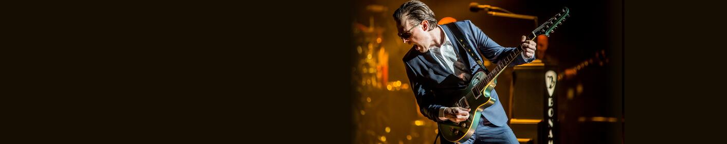 Win tickets to to see the guitar event of the year -- Joe Bonamassa!