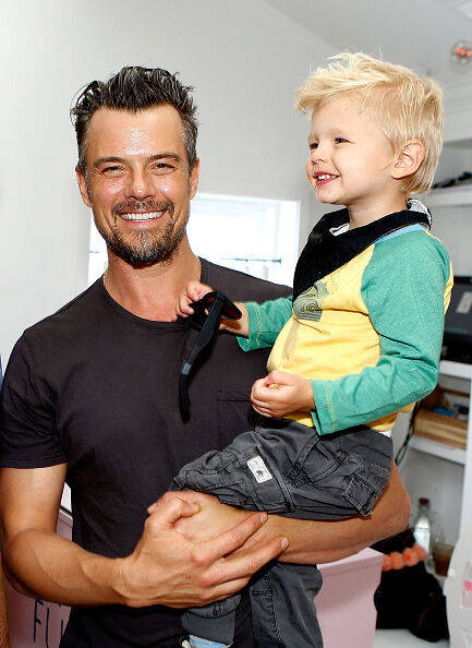 Sexiest Dads in Hollywood- Josh Duhamel