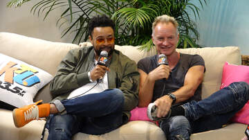ktuphoria-interviews - Shaggy Says Sting Does a Mean Version of 'It Wasn't Me'