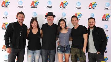 KTUphoria - PHOTOS: 98 Degrees Meet Fans Backstage at KTUphoria