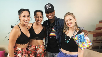 None - Ne-Yo Talks Welcoming New Baby, Releasing 'Good Man' at KTUphoria