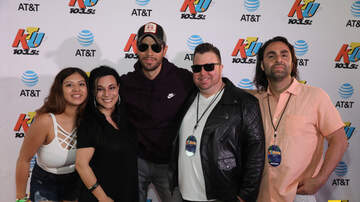 KTUphoria - PHOTOS: Enrique Iglesias Meets Fans Backstage at KTUphoria