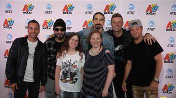 KTUphoria - PHOTOS: Backstreet Boys Meet Fans Backstage at KTUphoria