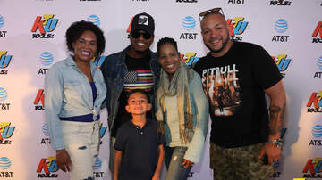 KTUphoria - PHOTOS: Ne-Yo Meets Fans Backstage at KTUphoria