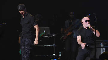 None - Enrique Iglesias & Pitbull Perform 'Move to Miami' for the First Time Ever