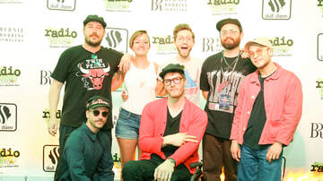 Radio 104.5 Birthday Celebration Night One - Portugal. The Man Meet + Greet at the 11th Birthday Celebration