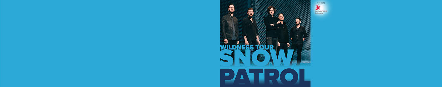 GUEST LIST: Snow Patrol