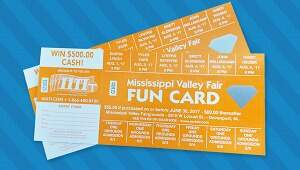McFadden & Evans - WIN Free MVF Fair Fun Cards! What's The Fair Food of The Day?