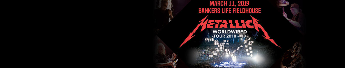 Listen to win Metallica tickets at 10am on Q95