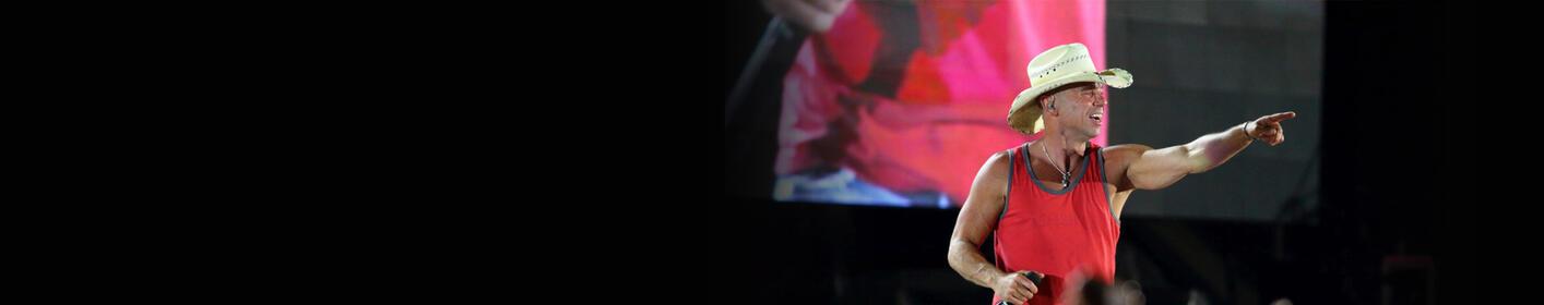 Kenny Chesney at Mapfre Stadium