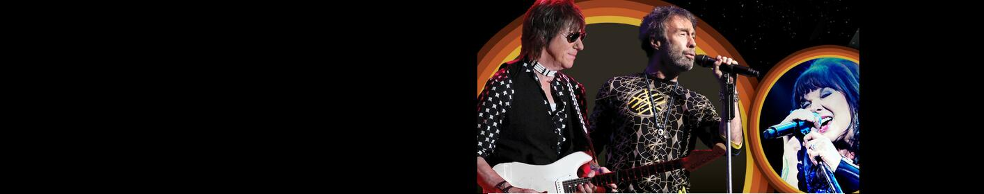 Tune in this week to win Jeff Beck tickets!