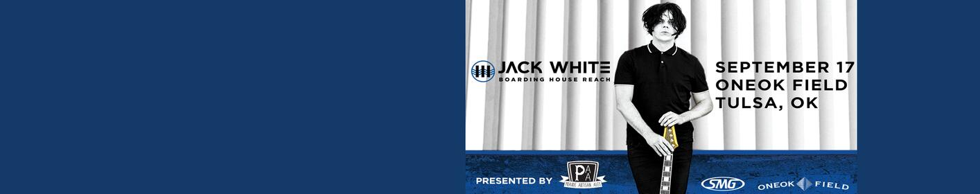KMOD welcomes Jack White to ONEOK Field